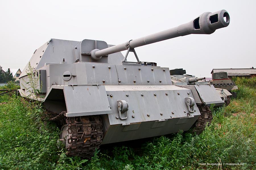 фото танка штуг 3